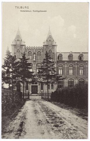 001382 - Retraitehuis en klooster van O.L.V. van het Cenakel aan de Koningshoeven, nu Kempenbaan.