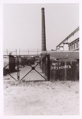 016899 - Gedeelte van het fabriekscomplex van looierij - wolwasserij Bernard Pessers