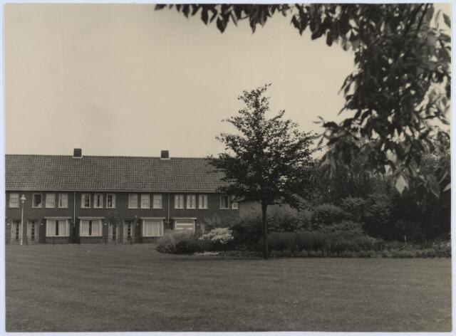 019910 - Hagelkruisplein omstreeks 1953