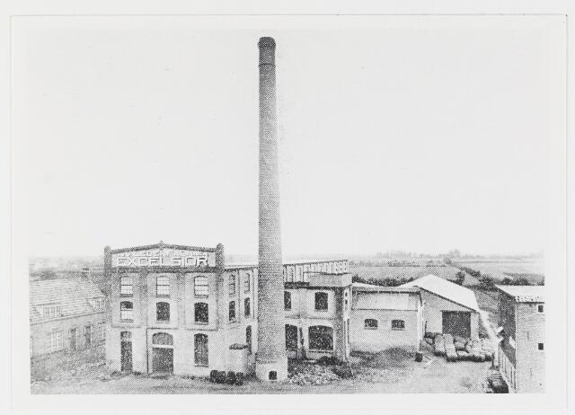 056069 - Lederindustrie. N.V. Lederfabriek Excelsior te Rijen.