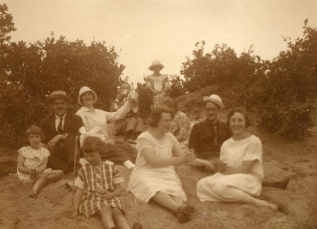 600725 - Kasteel Loon op Zand. Families Verheyen, Kolfschoten en Van Stratum