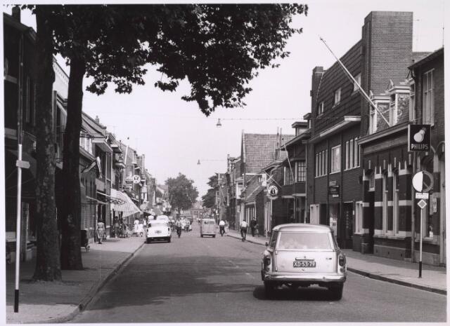 024760 - Korvelseweg gezien vanaf het Korvelplein anno 1959