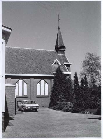 026777 - Kapel van Huize Nazareth begin april 1978