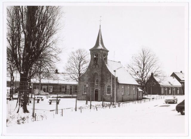 020309 - Hasseltse kapel in de winter van 1976