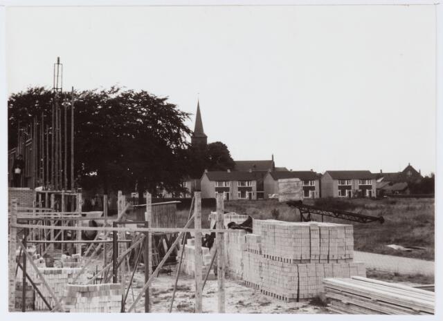 062585 - Kon. Emmastraat in aanbouw