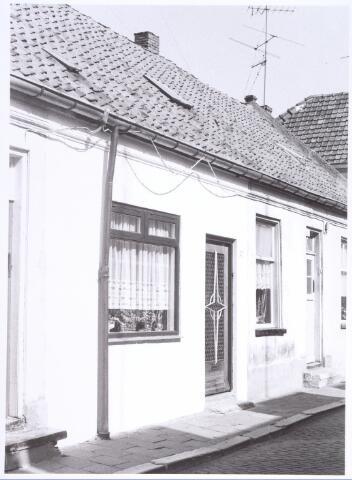 017189 - Pand Capucijnenstraat 217 anno 1971