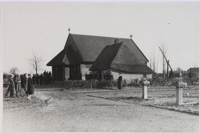 028181 - Kapel bij het geboortehuis van Petrus Donders