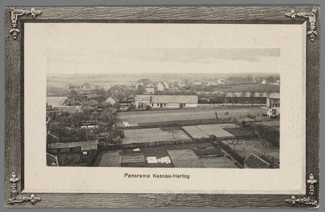 065454 - Panorama Baarle-Nassau en Baarle-Hertog