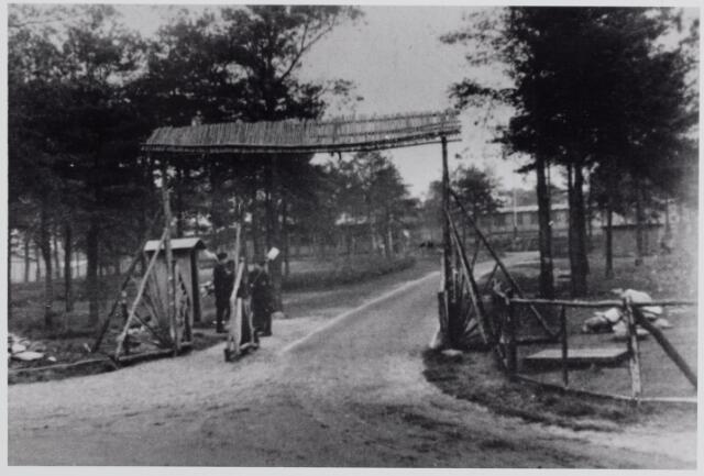 045654 - WO2 ; WOII ; Tweede Wereldoorlog. Kamp Nederlandse Arbeidsdienst (NAD)  te Holten.