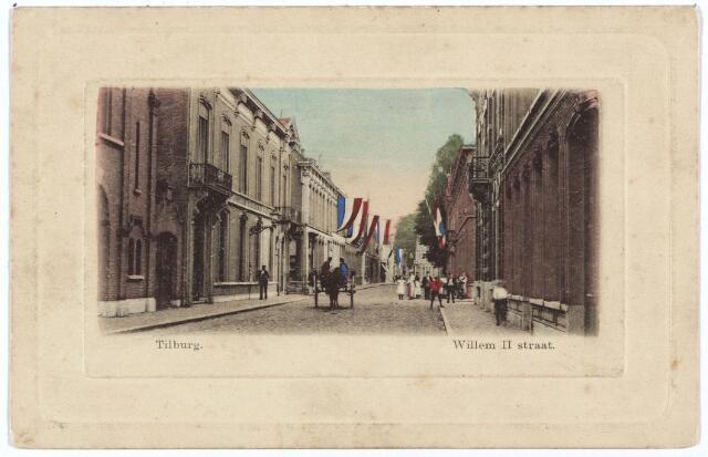 002996 - Willem II-straat richting Heuvelstraat.
