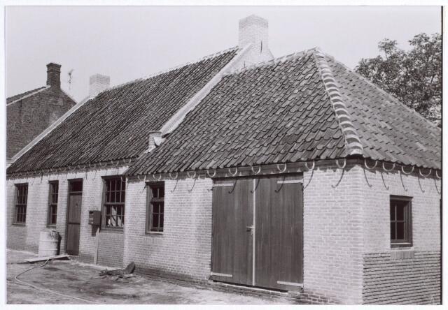 015666 - Gerestaureerd wevershuisje aan de Bokhamerstraat