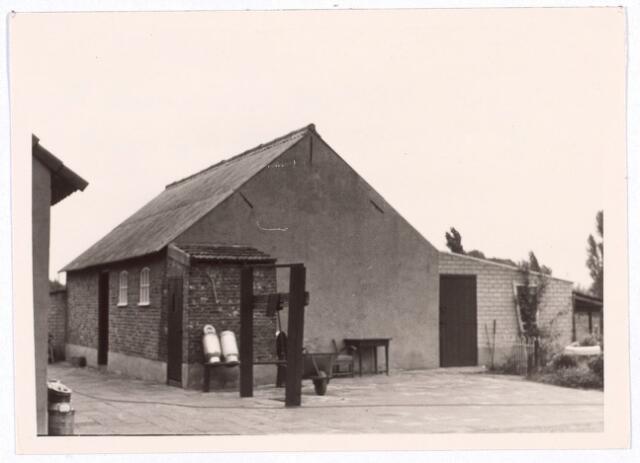 017844 - Erf van de boerderij Boogstraat 4 (thans Dr. Hub. van Doorneweg) anno 1968