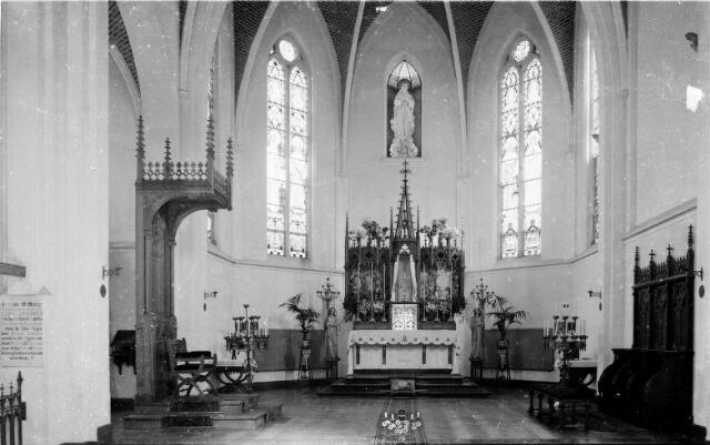 604548 - Trappistinnenabdij O.L.V. van Koningsoord te Berkel-Enschot.
