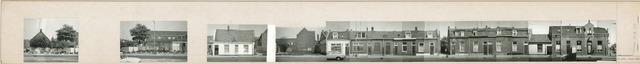1625_0286 - Fotostrook; straatwand; panden aan de linten en hoofdverbindingswegen in het centrum van de stad; tot hoek Oude Dijk / Varkensmarkt