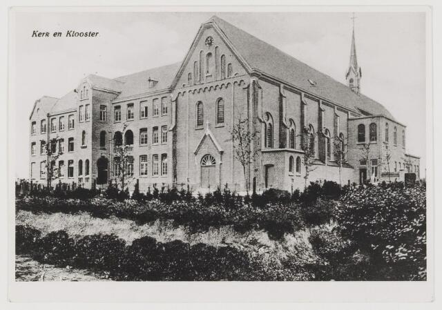 080445 - Biezenmortel Kapucijner klooster