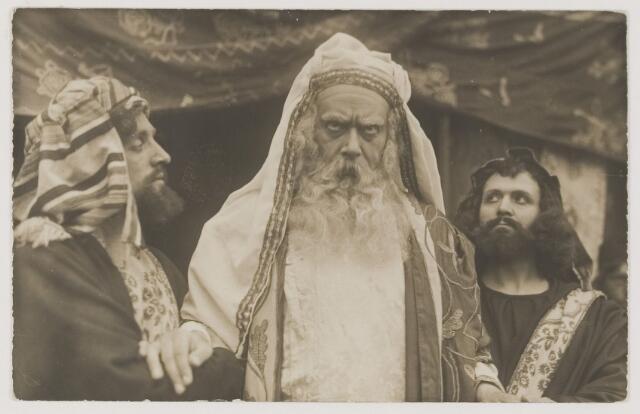 079297 - Natuur Theater. openluchtspel de verloren zoon in 1915.
