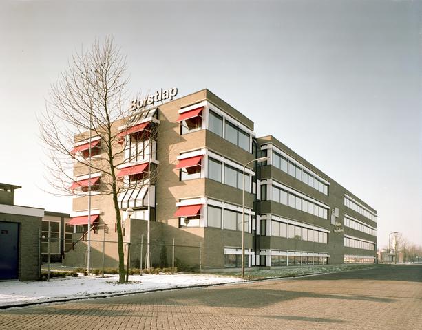 D-000450-1 - Bedrijfspand van de bedrijven Borstlap en Fabory aan de Zevenheuvelenweg (Hoefnagels Janssen-Waijers)