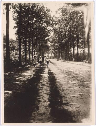 016434 - Bredaseweg eind negentiende, begin twintigste eeuw