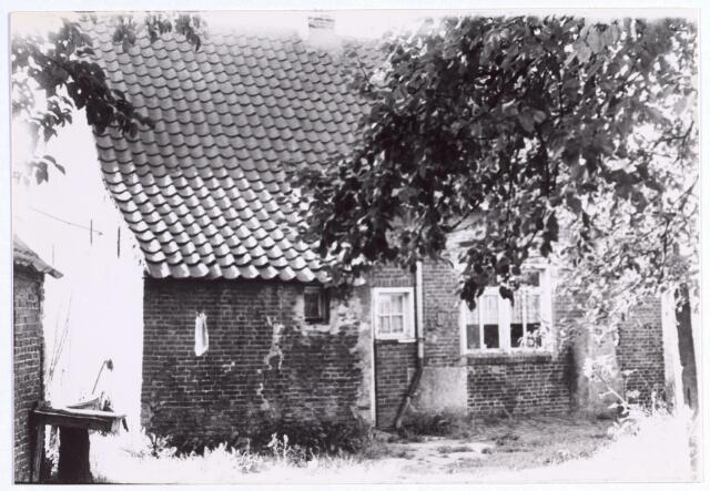 015616 - Achterzijde van het pand Bokhamerstraat 43