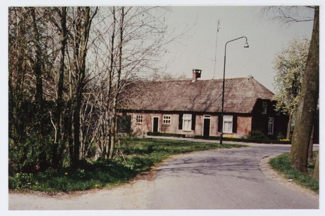 062784 - Landbouw. Boerderij aan Hoog Heukelom