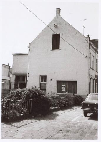 019190 - Kantoor van wollenstoffenfabriek Gebroeders Franken aan de Goirkestraat
