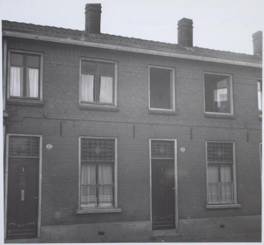 025911 - Panden Lochtstraat 32 (links) en 34 (rechts)