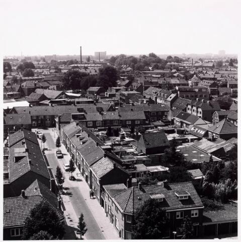 036553 - Panorama van Tilburg vanaf Bejaarden Centrum St. Antonius van Padua