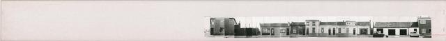 1625_0123 - Fotostrook; straatwand; panden aan de linten en hoofdverbindingswegen in het centrum van de stad; Hoogetedwarsstraat 2-70; foto's werden tussen 1976 en 1985 gemaakt. (foto gemaakt in periode 1976-1985)