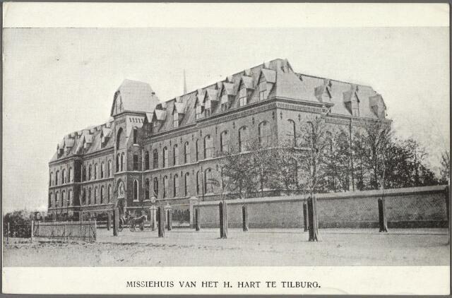 010872 - missiehuis van de paters missionarissen van het H. Hart aan de Bredaseweg