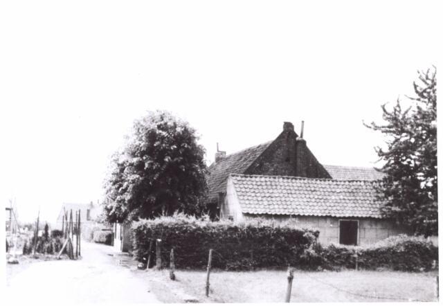 016790 - Woning aan de Vierwindenstraat (nu Burgemeester Jansenstraat) anno 1954