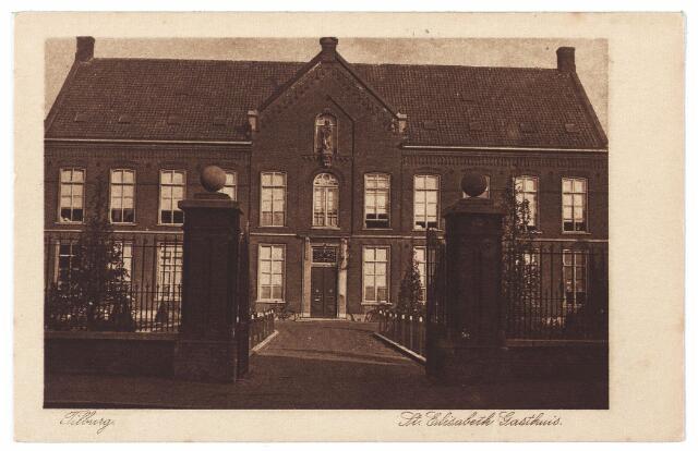 000513 - Het voormalige St. Elisabethgasthuis aan de Gasthuisstraat.
