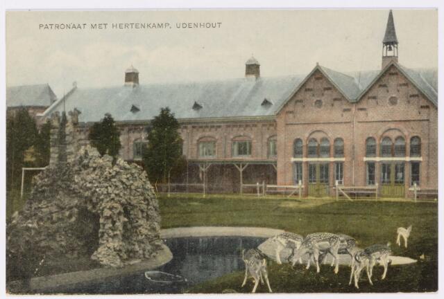 048661 - Patronaatsgebouw met hertenpark aan het Kloosterpad: het levenswerk van pastoor Van Eijl