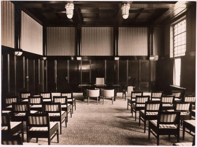 032155 - Interieur van het Paleis-Raadhuis aan het Stadhuisplein