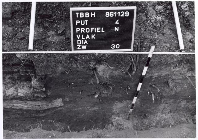 015740 - Archeologisch onderzoek in het pand Bokhamerstraat 13