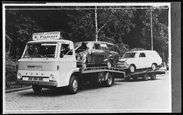 071347 - Autobedrijf Sleepdienst W. Pigmans Wilhelminapark Tilburg.