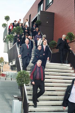 1237_003_297_015 - School. De Rooi Pannen. Opening nieuwe locatie 2002