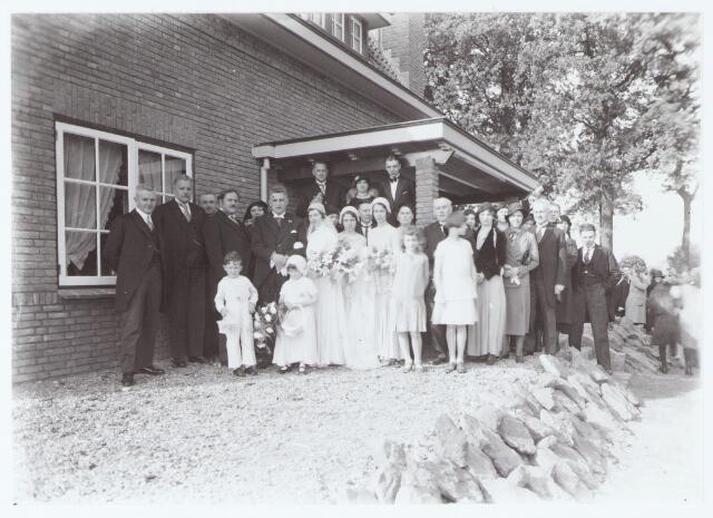 063137 - Huwelijk van burgemeester A.G.M. Panis