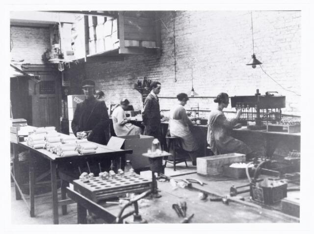 039666 - N.V. Gloeilampenfabriek Radium Watertorenstraat.