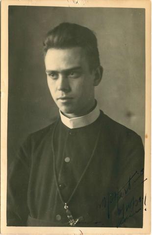 653105 - Fr. Martinio Fritschy, 1931 Manado