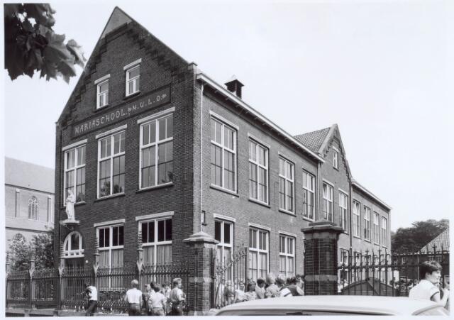 019138 - Mariaschool, een mulo aan de Goirkestraat