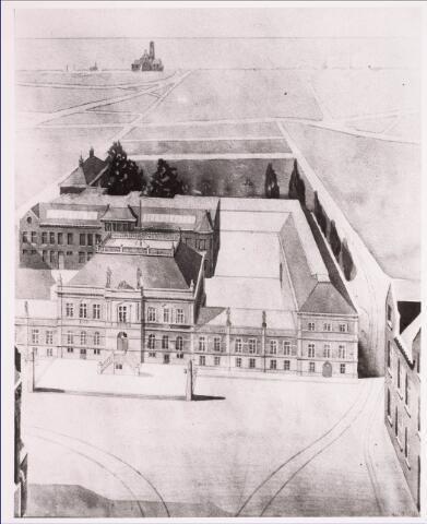 035751 - Oud gemeentehuis thans Stadhuisplein