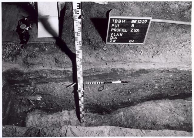 015753 - Archeologisch onderzoek in het pand Bokhamerstraat 13