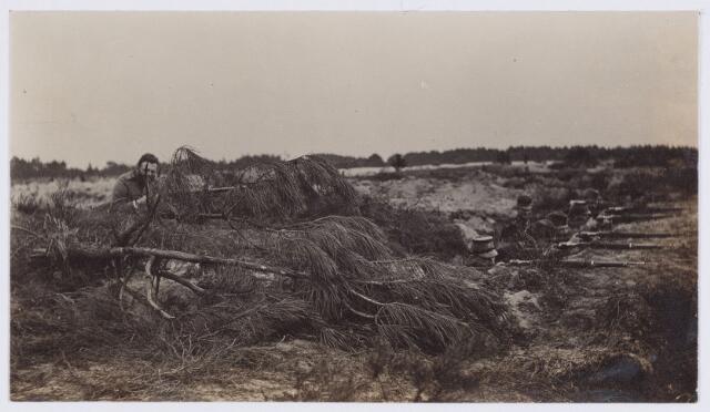 053659 - Eerste wereldoorlog 1914-1918. Activiteiten/materieel.