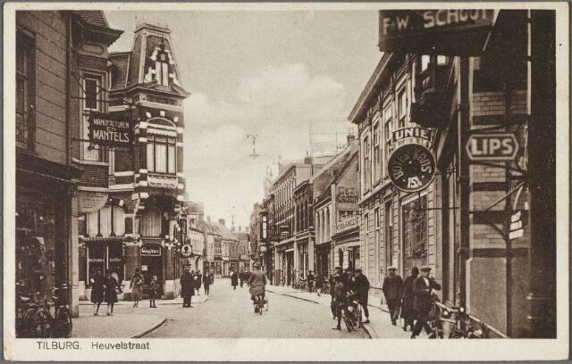 011180 - Heuvelstraat, hoek Willem II-straat richting Heuvel.
