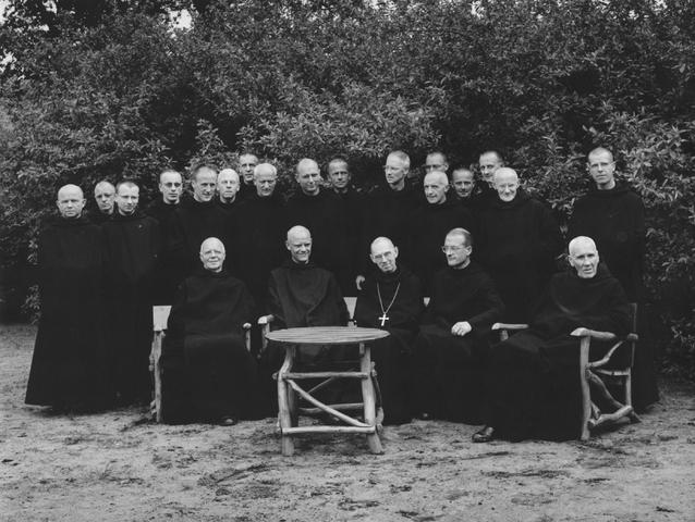 105334 - Kloosters. Sint Paulusabdij.