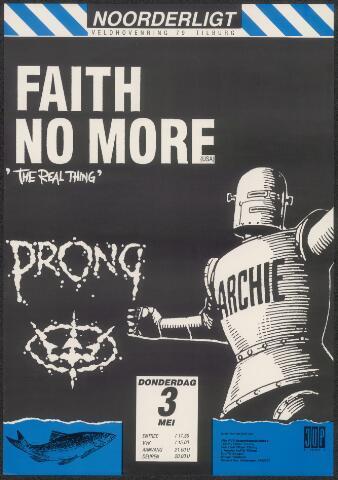 650256 - Noorderligt. Faith No More / Prong