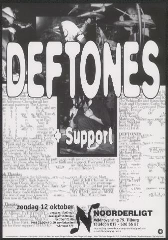 650341 - Noorderligt. The Deftones