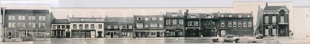 1625_0107 - Fotostrook; straatwand; panden aan de linten en hoofdverbindingswegen in het centrum van de stad; ; foto's werden tussen 1976 en 1985 gemaakt. (foto gemaakt in periode 1976-1985)
