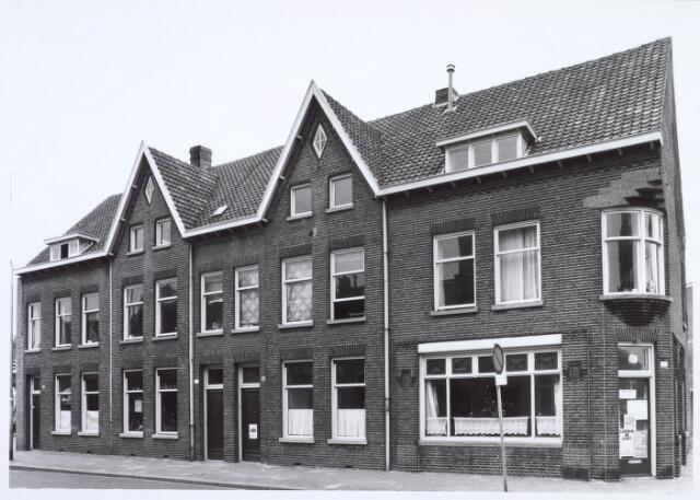 019312 - Panden Goirkestraat 152, 154, 156 en 158 (van links naar rechts)