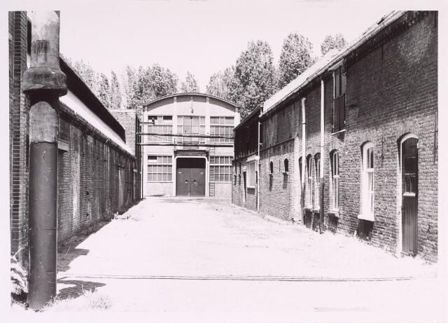 016878 - Gedeelte van het fabriekscomplex van looierij - wolwasserij Bernard Pessers